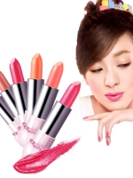 Etude House Dear My Blooming Lips-Talk # No.OR207