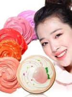 Etude House Sweet Recipe Cupcake All Over Color # No.PK002