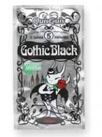 **หมดจ้า**Quis Quis - Moist Extract Devil's Trick Treatment Hair Color #Gothic Black สีดำเข้ม ทรีตเม้นท์เปลี่ยนสีผมชั่วคราวภายใน 5นาที อยู่ได้ 7 วัน ผมไม่เสีย