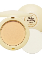 Etude House Baby Pudding Pact SPF33/PA++ # No.W13 Natural Beige