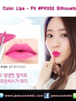 **พร้อมส่ง** Etude House - Color Lips-Fit #PK002 Silhouette Fit Pink