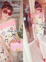 Valentino Lady Daisy Organdy Mini dress, Valentino Pre-fall Collection 2013 สำเนา