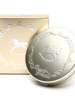 Beauty Credit Lovely Powder Pact Moist #23 ผิวสองสี