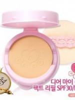 **ของหมดค้ะ** Etude Dear My Blooming Pact SPF 30/PA+++ (Refill) No.N02