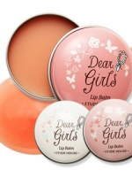 Etude House Dear Girls Lip Balm # No.2 Moisture