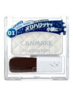 Canmake - Highlighter #No.01 Milky White