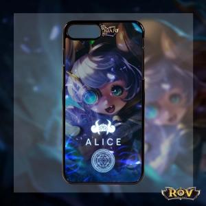 เคสโทรศัพท์ สกรีน - ROV Alice