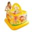 บ้านบอลเป่าลม คอกเด็กเป่าลม บ่อบอล Intex Soft Sides My First Lil' Babies And Toddlers Gym thumbnail 3