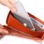 [ พร้อมส่ง ] - กระเป๋าสตางค์แฟชั่น สีกรมท่า ซิปรอบปิดตัว L ใบยาว ดีไซน์สวยคลาสสิค ช่องเยอะ งานสวย น่าใช้มากๆค่ะ thumbnail 21