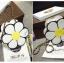 [ Pre-Order ] - กระเป๋าแฟชั่น กระเป๋าสะพาย นำเข้าสไตล์เกาหลี ทรงรูปดอกไม้สีขาว ดีไซน์สวยเก๋น่ารัก โดดเด่นแปลกสวยไม่เหมือนใคร สาวๆชอบงานโดดเด่น ห้ามพลาด thumbnail 14