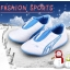รองเท้ากีฬาเด็ก ทรงเท่ สีฟ้าขาว Size 26-30 thumbnail 6