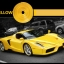 เส้นสีติดขอบล้อรถยนต์ (สีเหลือง) thumbnail 2