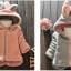 เสื้อกันหนาวขนปุกปุย หมวกมีหูกระต่ายน่ารัก สไตล์เกาหลี thumbnail 10