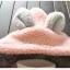 เสื้อกันหนาวขนปุกปุย หมวกมีหูกระต่ายน่ารัก สไตล์เกาหลี thumbnail 9
