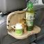 ถาดวางของกิน เครื่องดื่ม พับได้ แขวนติดเบาะรถยนต์ thumbnail 2