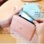 [ พร้อมส่ง ] - กระเป๋าสตางค์แฟชั่น สไตล์เกาหลี สีชมพูเข้ม ใบเล็ก แต่งมงกุฎ งานสวยน่ารัก น่าใช้มากๆค่ะ thumbnail 11