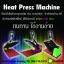 เครื่องรีดร้อน heat press เครื่องฮีตทรานเฟอร์ เครื่องสกรีนเสื้อ Digital thumbnail 1