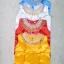 เสื้อคอกระเช้าลูกไม้ แขนกุด ผ้ามัน ประจำชาติไทย thumbnail 2