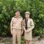 ( พรีเมี่ยม ตราเขลางค์เมืองเด็ก ) ชุดกากี ชุดข้าราชการสีกากี คอเชิ้ต แขนยาว สำหรับข้าราชการหญิง thumbnail 4