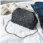 [ Pre-Order ] - กระเป๋าคลัทช์ สะพาย สีเงิน ดีไซน์สวยหรู ฟรุ้งฟริ้ง วิ้งค์ๆทั้งใบ ขนาดกระทัดรัด งานสวยมากๆค่ะ thumbnail 8