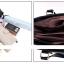 [ Pre-Order ] - กระเป๋าสะพายไหล่แฟชั่น สีชมพู ปักลายดอกไม้ตกแต่งน่ารักๆ ทรง Shopping Bag ดีไซน์สวยเรียบหรู ดูดี งานหนังคุณภาพ ช่องใส่ของเยอะ thumbnail 17
