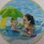 ห่วงยางว่ายน้ำ คู่แม่ลูก มีหลังคากันแดด แบรนด์ Intex ขนาด 1.17m*75cm thumbnail 3