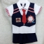 ชุดเด็กชาย วัย 1-4 ปี เสื้อยืดเนคไทสั้น พร้อมกั๊กหน้าเสื้อ หล่อน่ารักสไตล์เกาหลี thumbnail 1