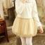 ถุงน่องเด็ก เชอรีล่อน size M L สำหรับวัย 4-10 ปี มีสีขาว, ดำ, เนื้อ thumbnail 3