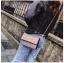 [ พร้อมส่ง ] - กระเป๋าแฟชั่น คลัทช์/สะพาย สีรุ้งวิ้งค์ๆ ทรงกล่องสี่เหลี่ยม ขนาดกระทัดรัด ดีไซน์สวยเรียบหรู ดูดี งานสวยค่ะ thumbnail 15