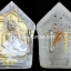 พระขุนแผนพรายจินดามณีหลวงพ่อสาคร เนื้อดินเจ็ดโป่ง ตะกรุดทองคำ กรรมการ นำฤกษ์ 1 ใน 99 องค์ thumbnail 1