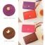 [ พร้อมส่ง ] - กระเป๋าสตางค์แฟชั่น สไตล์เกาหลี สีชมพูโดดเด่น ใบยาว แต่งนกน้อย งานสวยน่ารัก น่าใช้มากๆค่ะ thumbnail 8