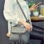 [ ลดราคา ] - กระเป๋าแฟชั่น นำเข้าสไตล์เกาหลี สีแดงโดดเด่น ปักหมุดขอบ ทรง Retro เก๋ๆ ดีไซน์สวยเท่ๆ แบบเก๋มากๆ เหมาะสำหรับสาวๆ ชอบงานดีไซน์ ล้ำๆ thumbnail 20