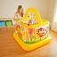 บ้านบอลเป่าลม คอกเด็กเป่าลม บ่อบอล Intex Soft Sides My First Lil' Babies And Toddlers Gym thumbnail 6