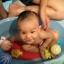กะละมังอาบน้ำเด็กทารก ยี่ห้อ Nanny thumbnail 4