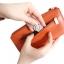 [ พร้อมส่ง ] - กระเป๋าสตางค์แฟชั่น สีกรมท่า ซิปรอบปิดตัว L ใบยาว ดีไซน์สวยคลาสสิค ช่องเยอะ งานสวย น่าใช้มากๆค่ะ thumbnail 23