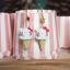 ต่างหูดินปั้น เฮลโลคิตตี้ไอศครีม Hello Kitty Ice-cream thumbnail 1