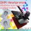 เครื่องสกรีนเสื้อ เครื่องรีดร้อน เครื่องฮีตเพลส รุ่น Europian Style thumbnail 7