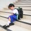 ( มาตราฐาน Muangdek ) กางเกงนักเรียนสีนำ้เงินสด เอวยางยืดซิปหน้า thumbnail 4