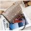 [ พร้อมส่ง Hi-End ] - กระเป๋าคลัทช์ สะพาย สีบรอนด์ทอง ดีไซน์สวยหรู ฟรุ้งฟริ้ง วิ้งค์ๆทั้งใบ ขนาดกระทัดรัด thumbnail 16