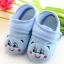 รองเท้าเด็กอ่อน ลายหมีน้อย สีฟ้า Size 11-13 thumbnail 1