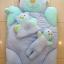 ชุดที่นอนเด็กอ่อน ผ้าขนหนู ลายการ์ตูนน่ารัก - Nuebabe thumbnail 5