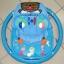 รถช่วยพยุงตัวเด็ก มีราวแขวนของเล่น มีพนักพิงหมีน้อย มีสีฟ้า, ชมพู thumbnail 3