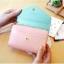 [ พร้อมส่ง ] - กระเป๋าสตางค์แฟชั่น สไตล์เกาหลี สีชมพูเข้ม ใบเล็ก แต่งมงกุฎ งานสวยน่ารัก น่าใช้มากๆค่ะ thumbnail 9