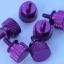 น็อตปิดเคส aluminum anodized เกลียวM3 thumbnail 9