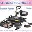 เครื่องรีดร้อน 5 in 1 ( Heat Press Machine 5 in 1) ขายเครื่องฮีทเพลส thumbnail 4