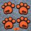 กันกระแทก สติ๊กเกอร์ รอยเท้าหมี น่ารักๆ thumbnail 8