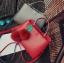 [ Pre-Order ] - กระเป๋าแฟชั่น ถือ/สะพาย สีเขียวเมทาลิค ทรงสี่เหลี่ยมขนาดกระทัดรัด ดีไซน์สวยเรียบหรู ดูดี งานหนังคุณภาพ คุ้มค่าการใข้งาน thumbnail 7