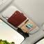 ซองใส่นามบัตร แว่นตา ปากกา หนีบกับที่บังแดดในรถยนต์ thumbnail 1