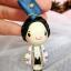 พวงกุญแจ ตุ๊กตารับปริญญา ขนาดสูง 2.5 นิ้ว thumbnail 3
