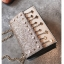 [ พร้อมส่ง Hi-End ] - กระเป๋าคลัทช์ สะพาย สีบรอนด์ทอง ดีไซน์สวยหรู ฟรุ้งฟริ้ง วิ้งค์ๆทั้งใบ ขนาดกระทัดรัด thumbnail 19